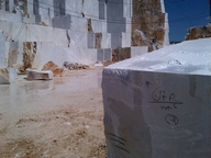 Bianco Gioia Quarry